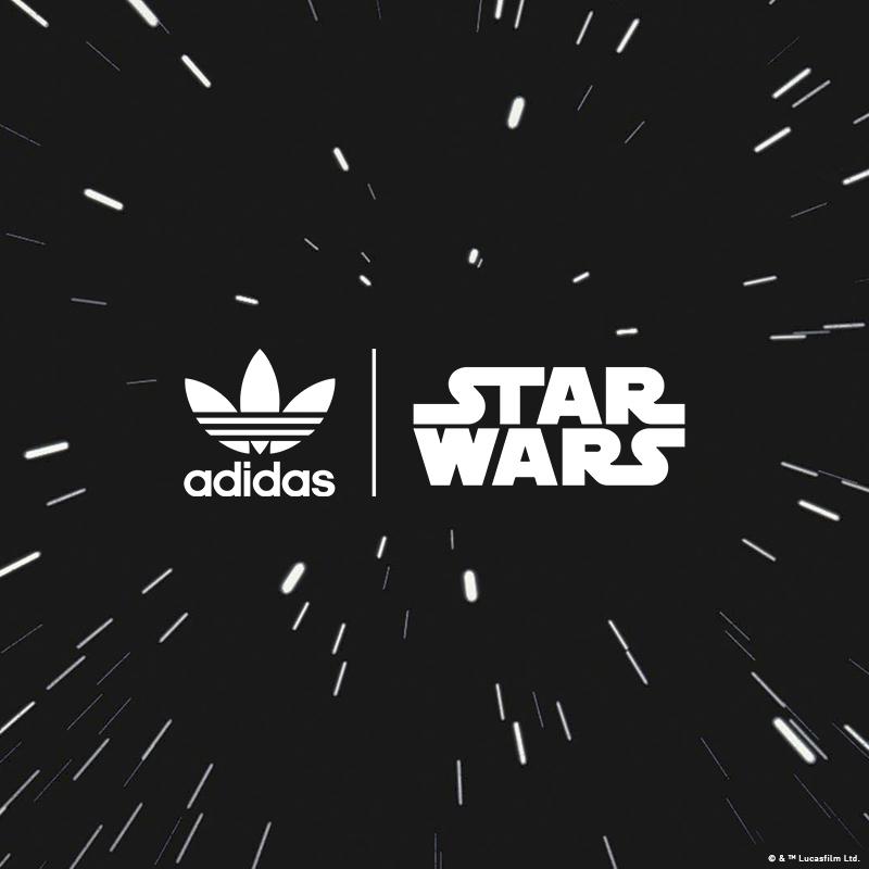 """adidas y Star Wars """"El Imperio Contraataca"""" presentando un nuevo drop - adidas-star-wars"""