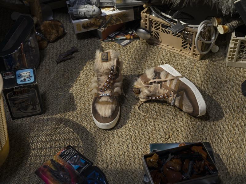 adidas y Star Wars presentan el cuarto drop: Chewbacca - adidas_star_wars_chewbacca_starwars-800x600