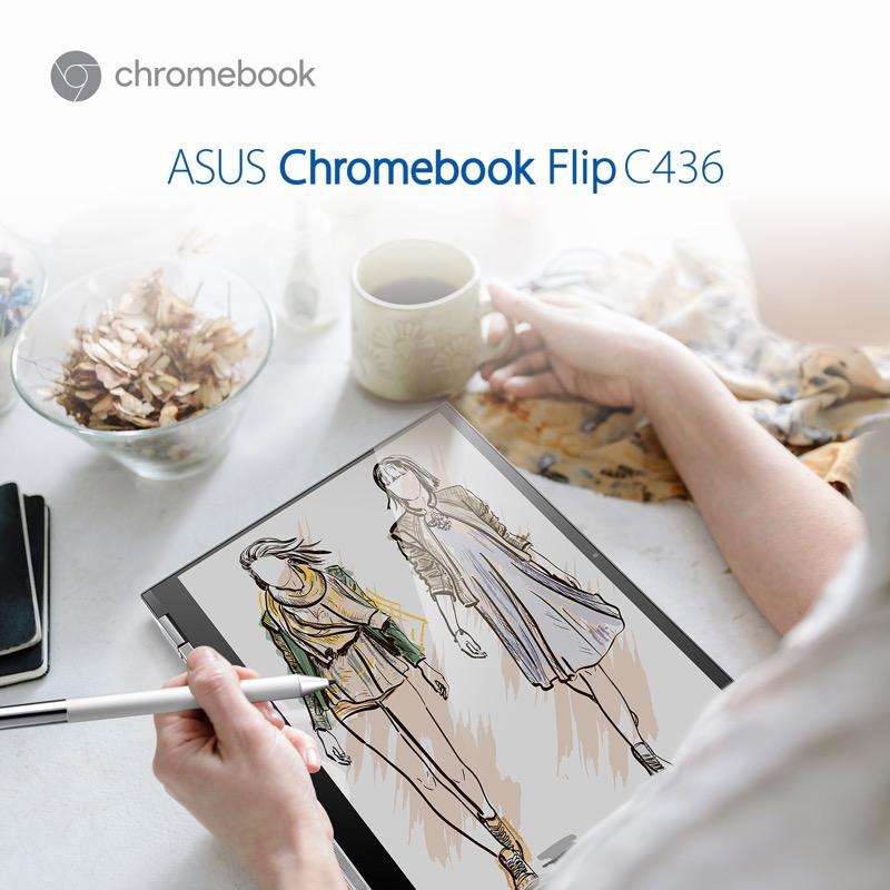 Nueva laptop ASUS Chromebook Flip C436 ¡conoce sus características! - asus_chromebook_flip_c436_chromebookflip