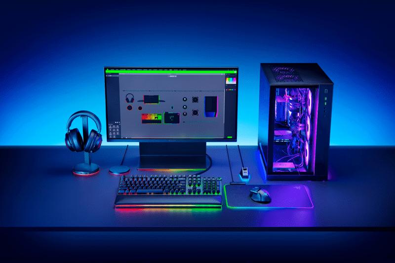 Razer lleva Chroma RGB a la PC con la nueva collección de accesorios Chroma - chroma-argb-controller-2020