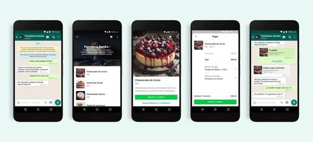 Compras, pagos y atención al cliente mediante WhatsApp - compras-pagos-atencion-al-cliente-whatsapp