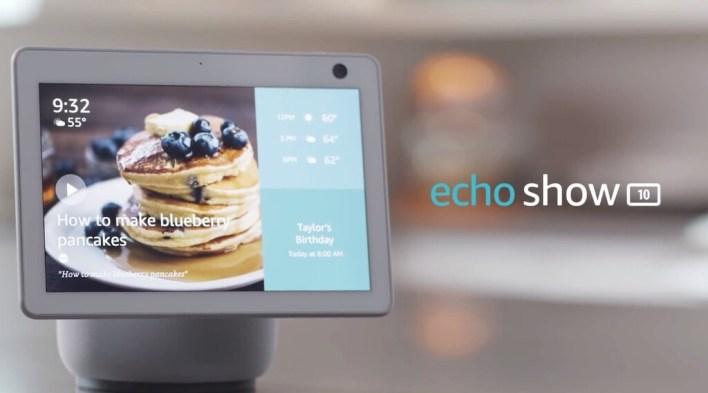 La tecnología de conectividad de MediaTek como piedra angular del ecosistema inteligente en IoT 2.0 - echo-show-10