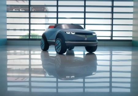 Hyundai Motor revela su vehículo eléctrico más pequeño