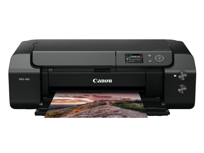 Nueva impresora Canon PRO-300 de alta calidad fotográfica - impresora_alta_calidad_pro-300-2_canon-800x600
