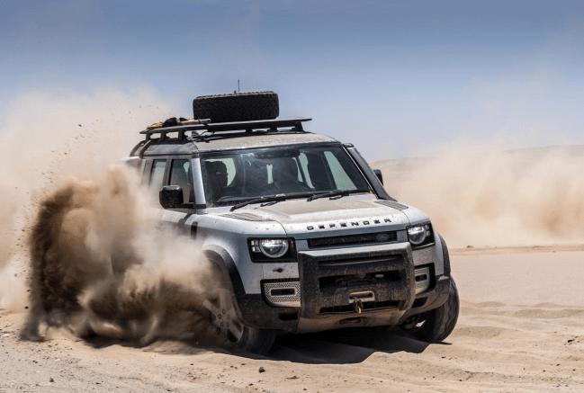Jaguar Land Rover utiliza tecnología aeroespacial - jaguar-land-rover-utiliza-tecnologia-aeroespacial
