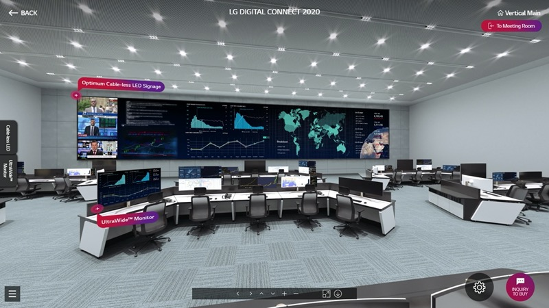 LG Digital Connect 2020, explora la tecnología más avanzada de señalización digital - lg_digital_connect_2020-sencc83alizacion-digital_1-800x450