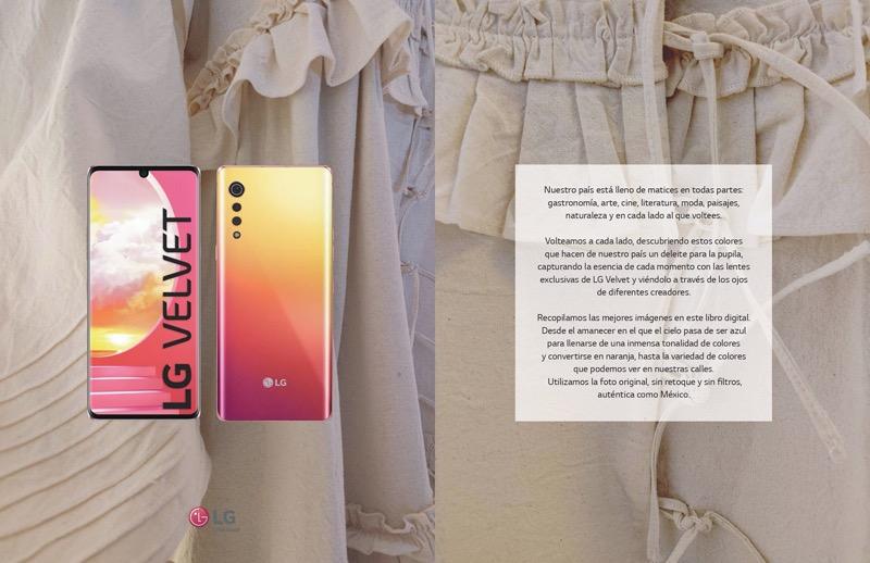 "LG Velvet lanza álbum digital ""México al amanecer"" en colaboración con 14 artistas - lgvelvet-smartphone-800x518"
