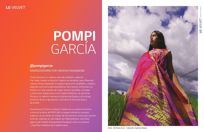 "LG Velvet lanza álbum digital ""México al amanecer"" en colaboración con 14 artistas - lgvelvet_pompi-800x518"