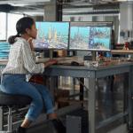 HP lanza la nueva generación de monitores DreamColor Z para creadores