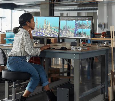 HP lanza la nueva generación de monitores DreamColor Z para creadores - monitores_dreamcolor_z_hp_-1