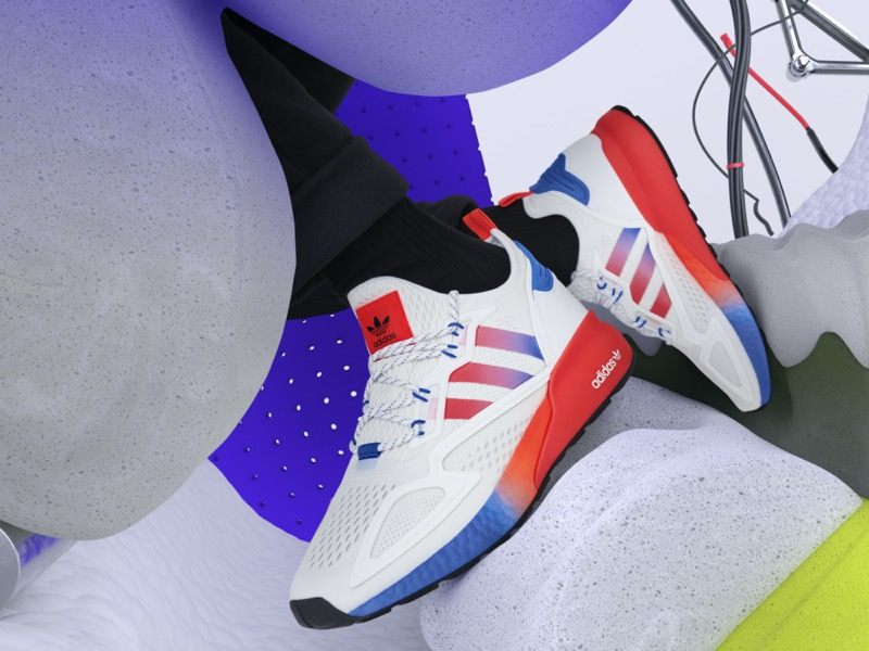 adidas lanza nuevas siluetas ZX 2K con más energía, más amortiguación, más comodidad - onfoot_1zx_2k_adidas_originals_