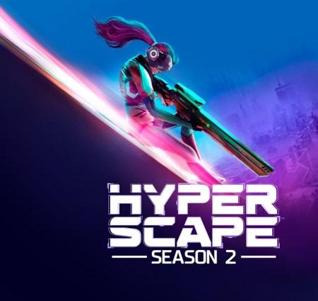 La segunda temporada de Hyper Scape: The Aftermath ¡ya disponible!