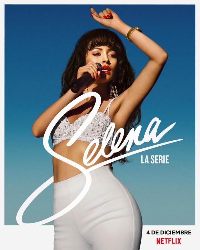Selena: La Serie llega a Netflix el 4 de diciembre de 2020 - selena-la-serie-640x800