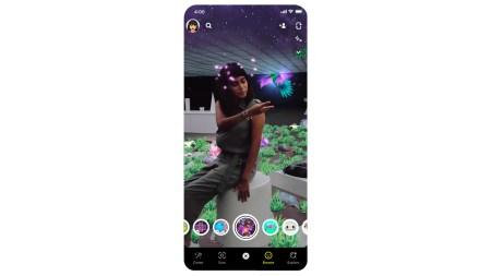 Snapchat presenta la siguiente generación de Realidad Aumentada
