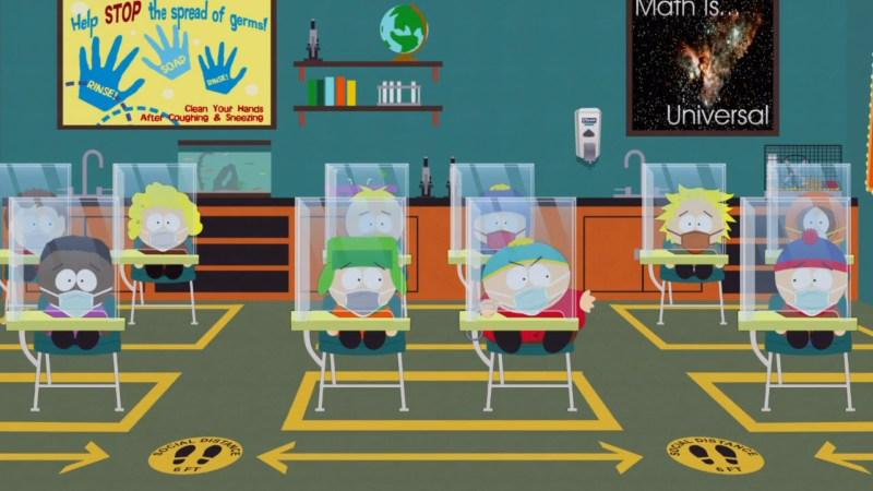 Comedy Central presenta «South Park: Episodio Especial Pandemia»