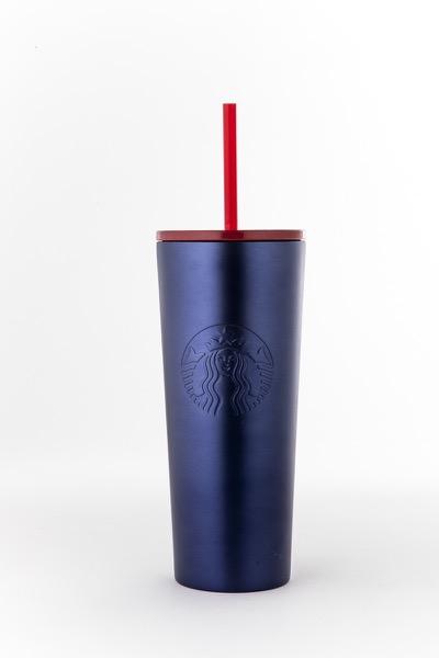 Starbucks revela algunas sorpresas para la época decembrina - starbucks_tumbler_azul_acero_inoxidable
