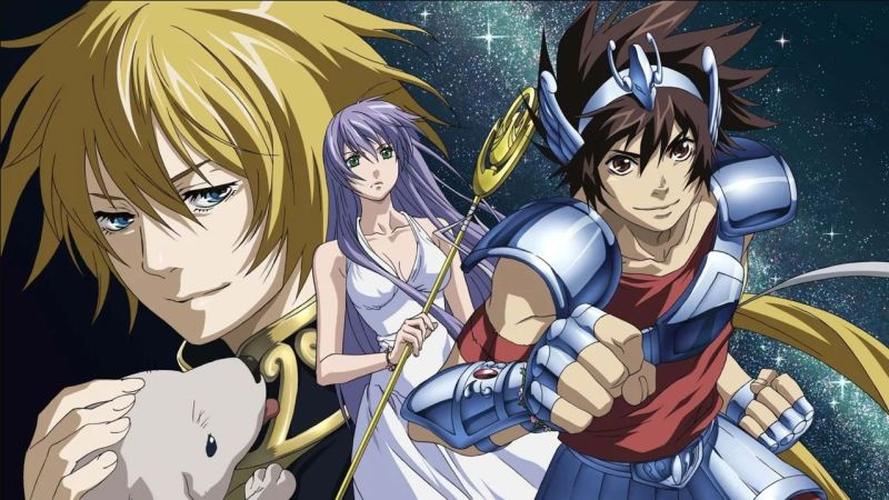 ¿Eres amante del anime? disfrutarlo cuando quieras, ¡gratis! - tubi-caballeros-del-zodiaco-webadictos