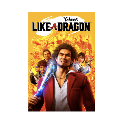 Yakuza: Like a Dragon para Xbox Series X