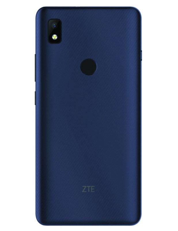 ZTE presenta los nuevos miembros de la familia Blade: A7s y L210 - zte-blade-l210-azul-back