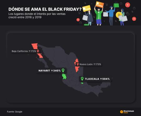 Llegó el Black Week, conoce la actitud de los mexicanos hacia el Black Friday 2020
