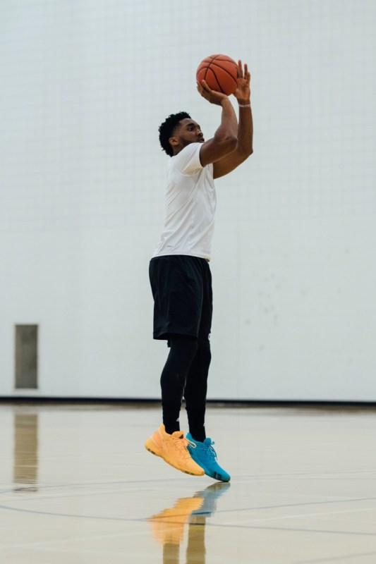 adidas y Donovan Mitchell presentan el D.O.N#2 en colaboración con Crayola - adidas_basketball_crayola_200702sr_donovanmichell_p11150_5