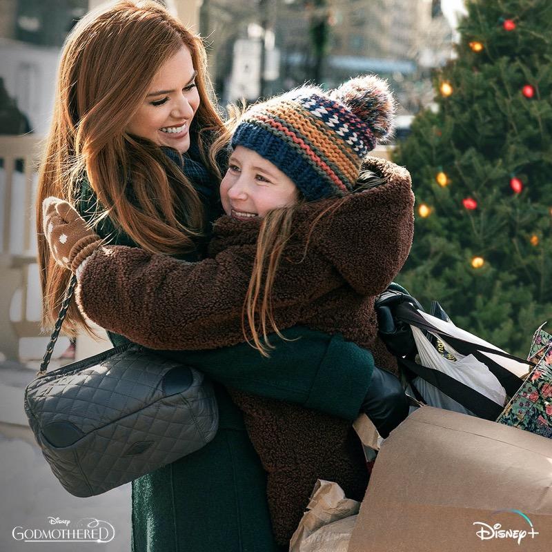 Disney Plus estrena la comedia navideña: Amadrinhada - amadrinhada_disney_plus_is_godmothered