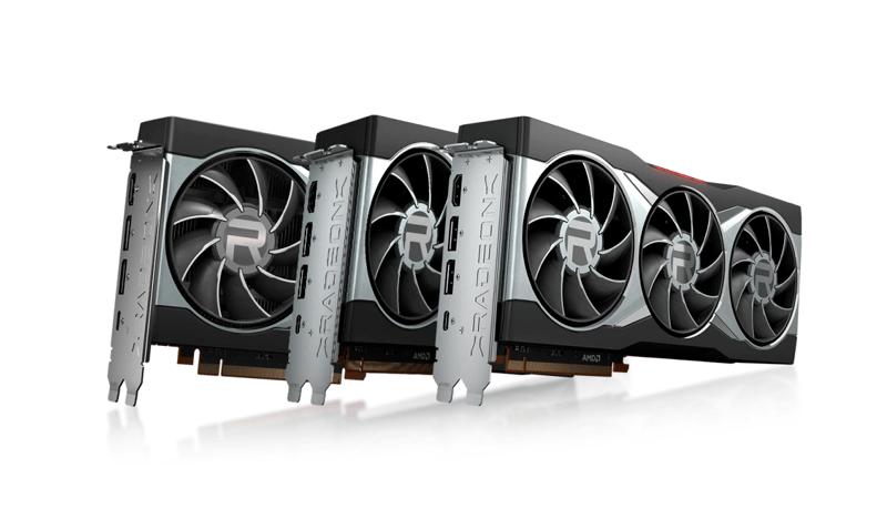 Las tarjetas gráficas AMD Radeon Serie RX 6800 ¡ya disponibles! - amd-radeon-6000-series