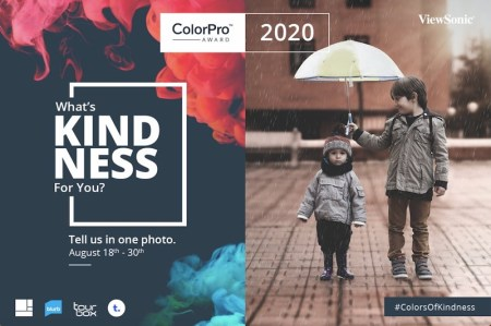ViewSonic anuncia los ganadores del concurso mundial de fotografía ColorPro Award 2020