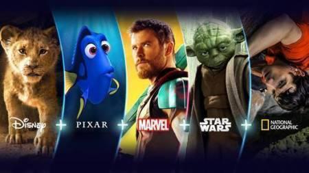 Disney Plus ¡ya disponible en Latinoamérica!