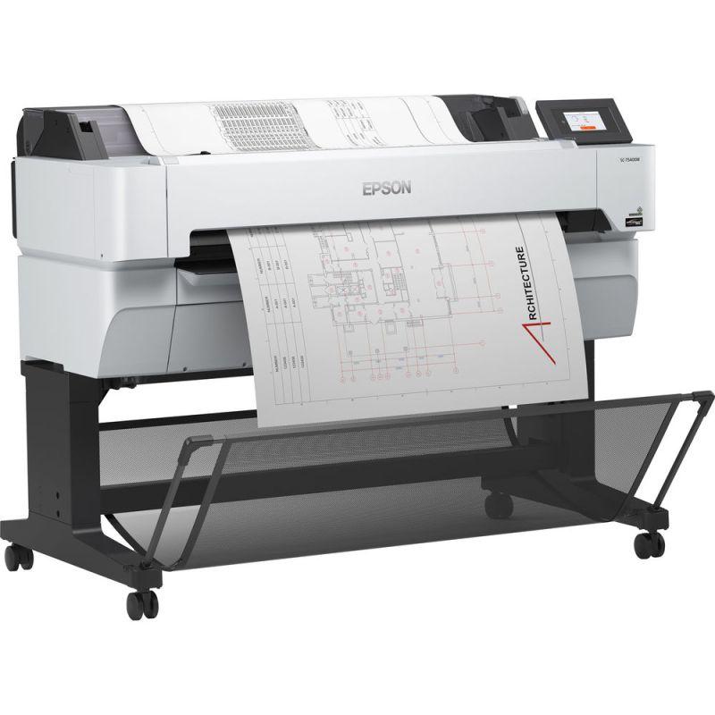 Nueva impresora Epson SureColor T5470M llega a México - epson_impresora_surecolor_t5470m_multifunsional