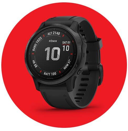 Garmin con descuentos en sus smartwatches en El Buen Fin 2020 - fenix_6s_garmin