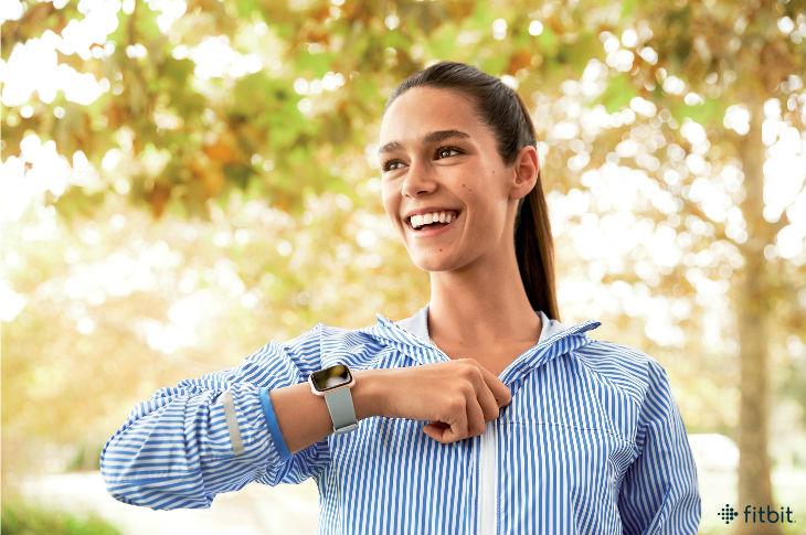 Fitbit te ayuda a mantenerte motivado con tus objetivos fitness y de bienestar físico - fitbit
