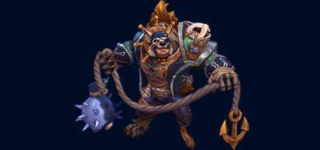 ¡Hogger, se une a la batalla en Heroes of the Storm!