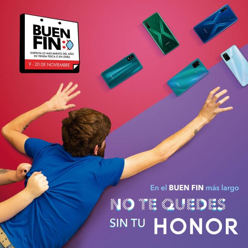 ¡HONOR Buen Fin 2020 con increíbles promociones! - honor-buen-fin-2020-800x800