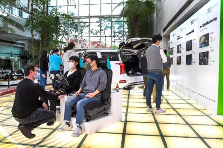 Hyundai acoge el Open Innovation Lounge 2020 y presenta tecnologías innovadoras de startups