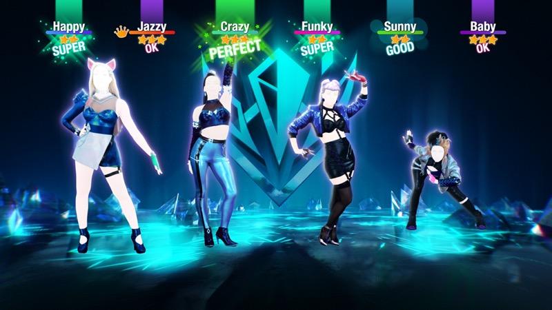 Just Dance 2021 celebra el K-Pop con una colaboración con K/DA ¡el nuevo track ya está disponible! - jd21_screenshot_kdance_02-800x450