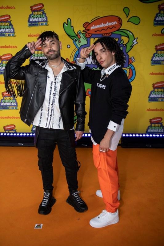 Ganadores de los Kids' Choice Awards México 2020 - kids-choice-awards-mexico-2020_kca-mexico-2020-alfombra-naranja-chino-lemus124-533x800