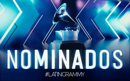 Los Latin GRAMMY 2020 el 19 de noviembre por TNT para Latinoamérica