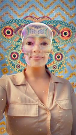 Snapchat en Día de Muertos: realidad aumentada y artistas mexicanos