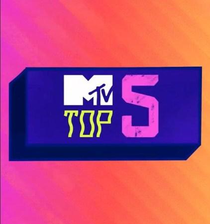 «MTV Top5» nuevo espacio en el canal de IGTV de MTV de los 5 mejores Reels de la semana
