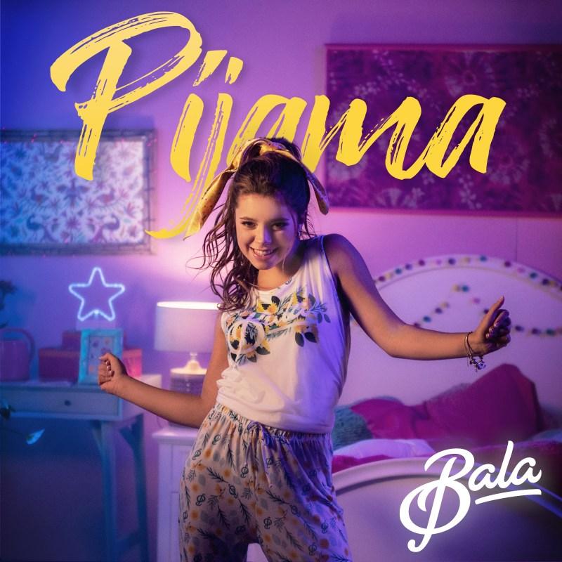 Nickelodeon anuncia el lanzamiento de Pijama, el nuevo sencillo de Bala - nickelodeon-pijama-bala-800x800