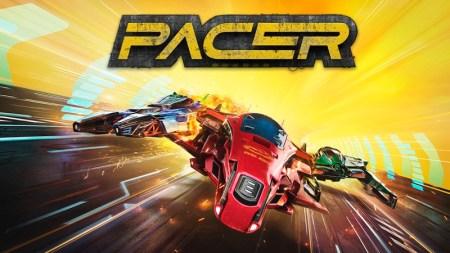 PACER: juego de carreras y combate anti-Gravedad 4K disponible en PC y PS4