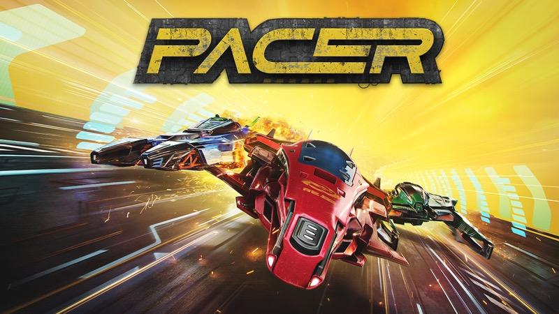 PACER: juego de carreras y combate anti-Gravedad 4K disponible en PC y PS4 - pacer_juego-800x450