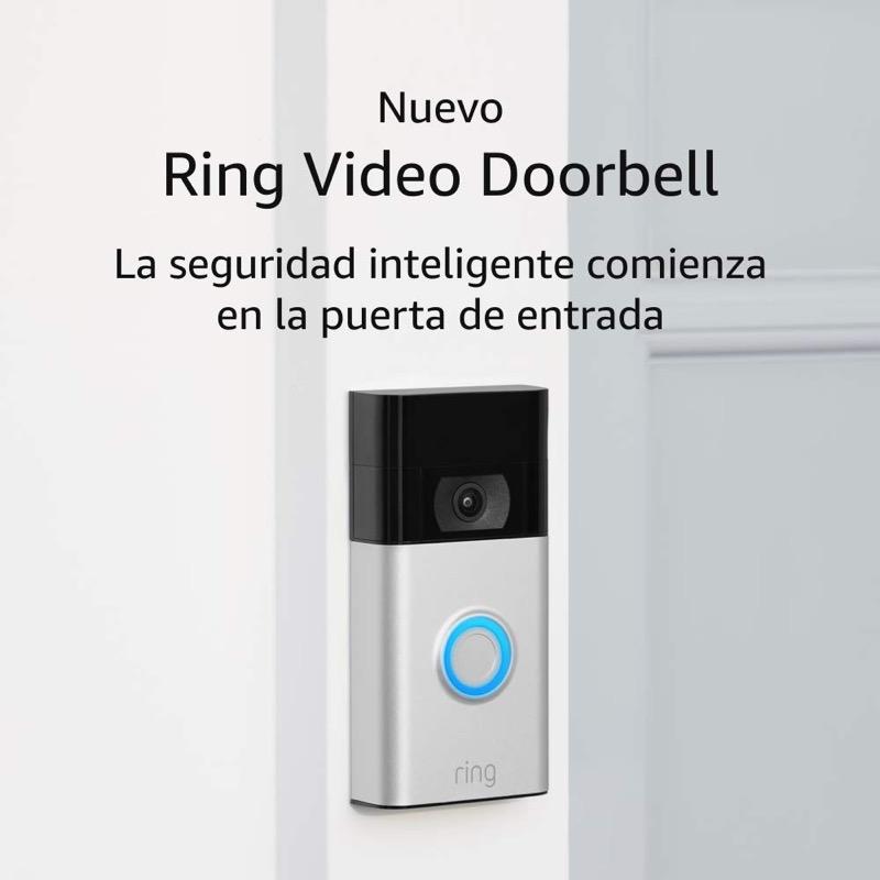 Descuentos de Ring para el Black Friday 2020 - ring-video-doorbell