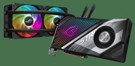 ASUS anuncia la serie Radeon RX 6800 para ROG y TUF