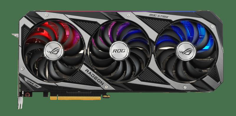 ASUS anuncia la serie Radeon RX 6800 para ROG y TUF - rog-strix-rx-6800-800x394