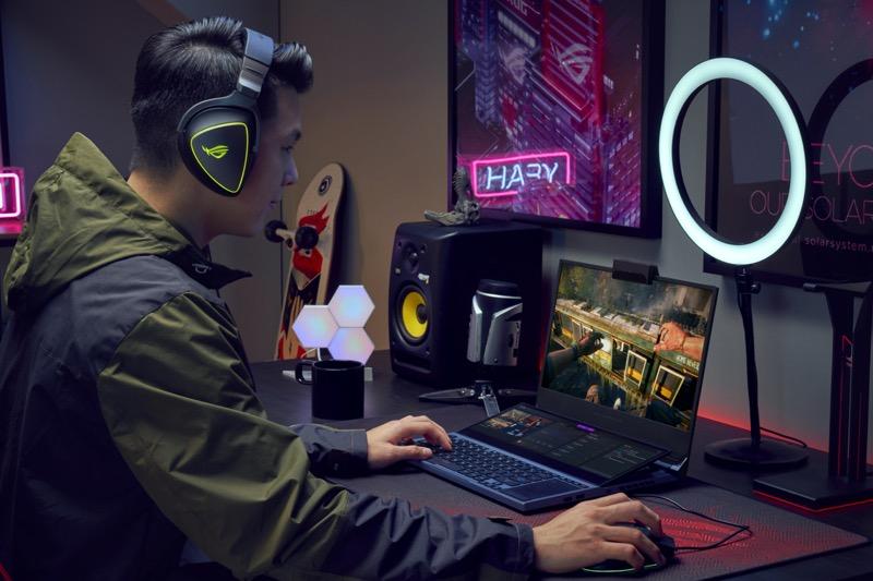 5 laptops de ASUS con atractivas promociones durante El Buen Fin 2020 - rog-zephyrus-duo-15_gx550