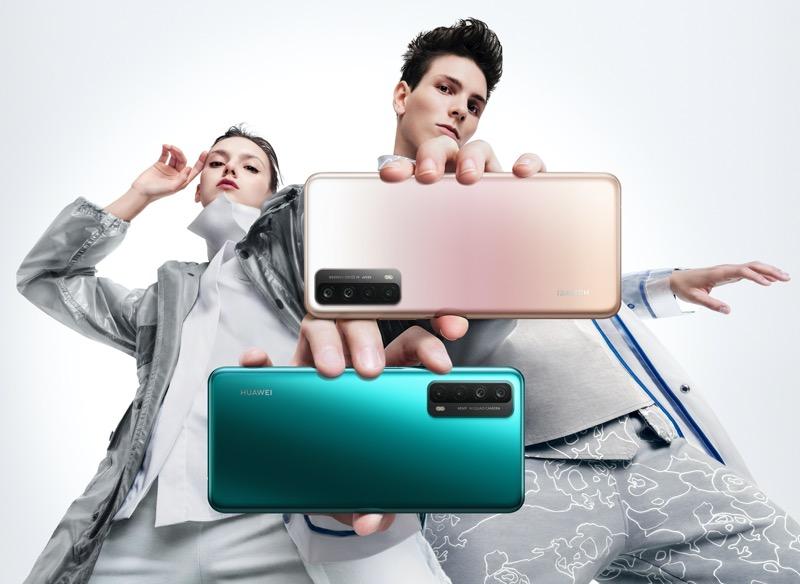 Huawei Y7a ¡disponibles ya en México! - smartphone-huawei-y7a-4128gb