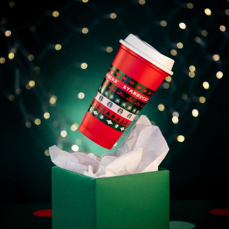 Starbucks regalará vaso de navidad coleccionable este 6 de noviembre - starbucks-navidad-800x800
