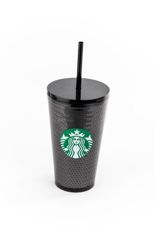 Starbucks tiene opciones perfectas para regalar en esta época - starbucks-vaso-negro